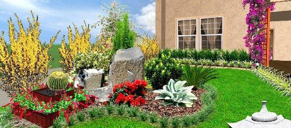 Grama para paisagismo e jardinagem